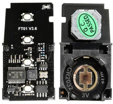 Lonsdor FT01 smart key